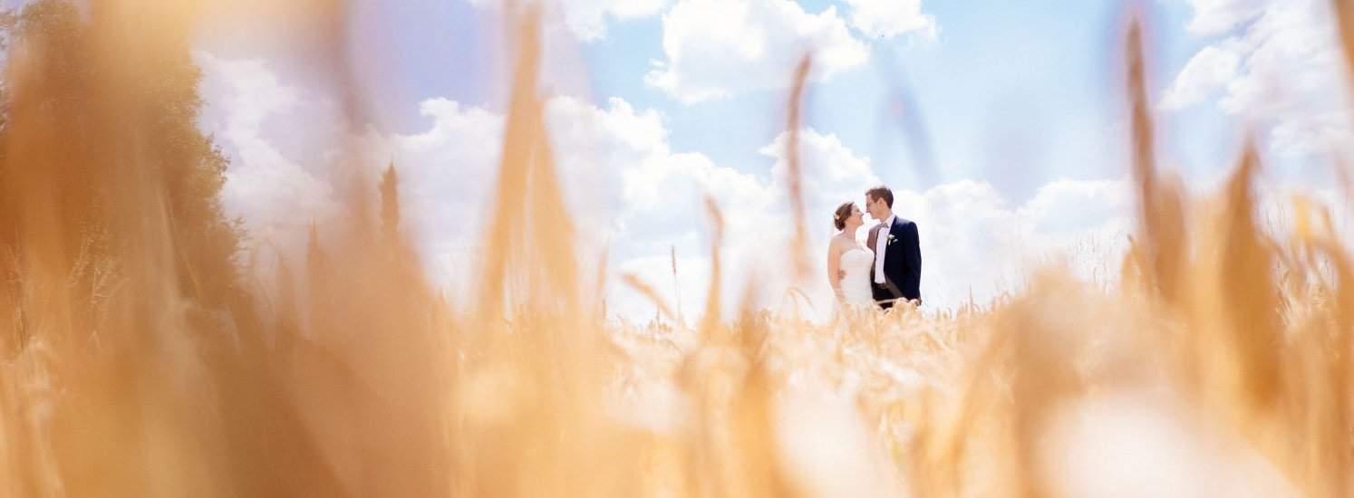Als Hochzeitsfotograf in Künzelsau